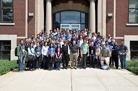 NASIT brings together students and postdocs from information theory and associated disciplines